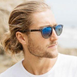 Shwood francis grey sunglasses